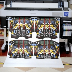 90gsm 1600mm High Speed Printing Sublimation Paper