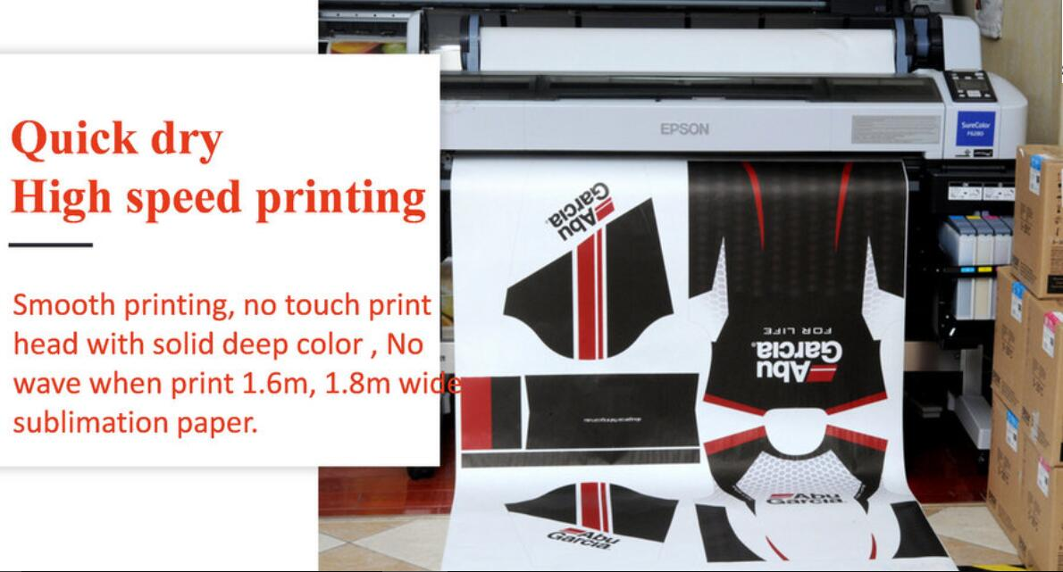 What is ghosting ? What is tacky sublimation paper ? When do you need tacky sublimation paper ?