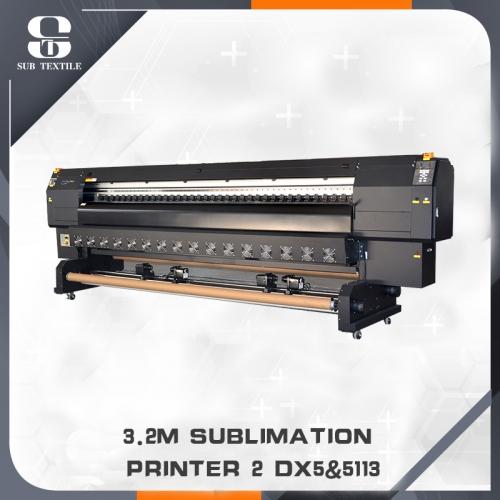 3.2m 3 5113 Sublimation Printer