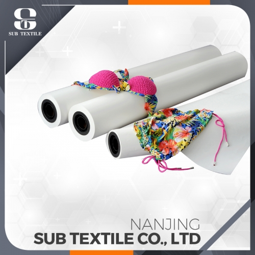 80gsm 1118mm Heavy Tacky Sublimation Paper