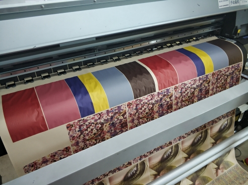 70gsm 1118mm Heavy Tacky Sublimation Paper