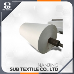 50gsm Jumbo roll High Speed Printing Sublimation Paper