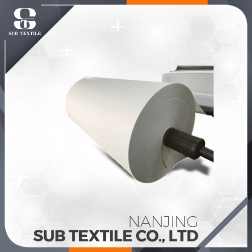 55gsm 1830mm Low weight Anti curl Sublimation Paper