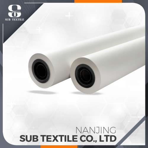 70gsm 1118mm Quick Dry Smooth Printing Sublimation Paper