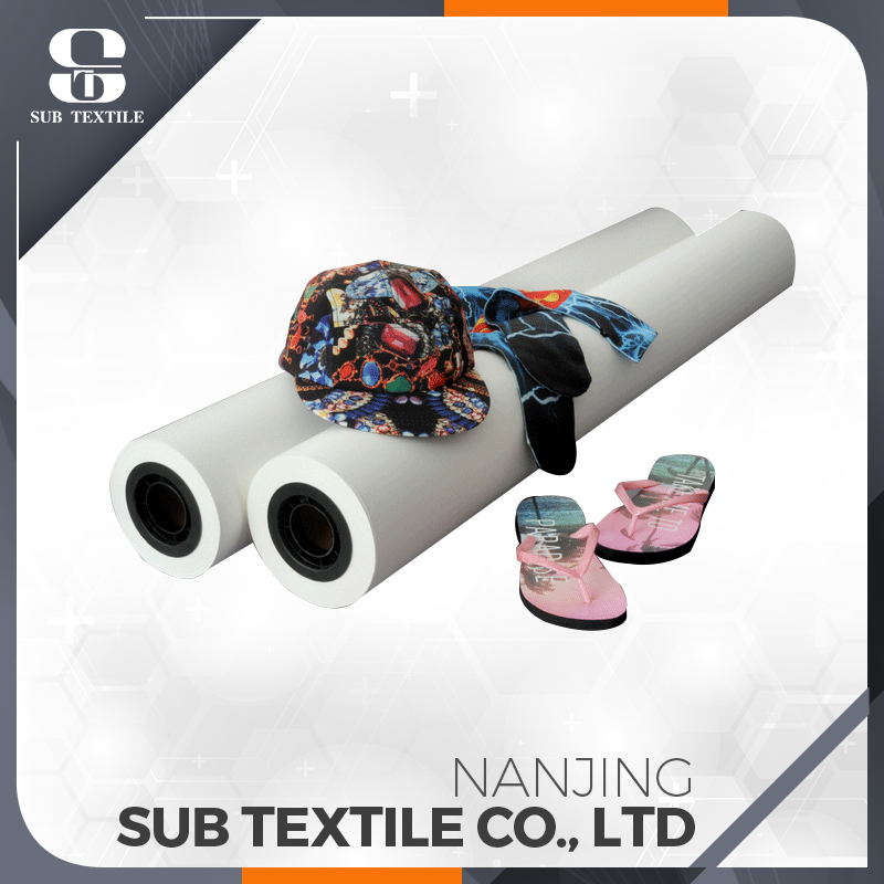 100gsm 1118mm High Speed Printing Sublimation Paper