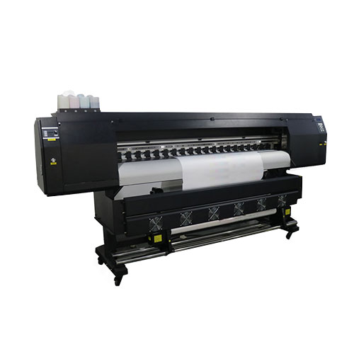 1.8m sublimation digital printer with 4 5113 printer head